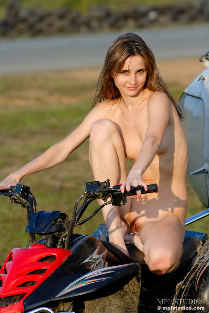 Certainly Naked bitches fucking on atvs point