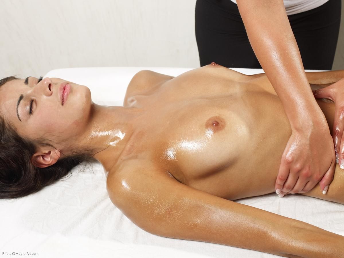 elite singel nude massage