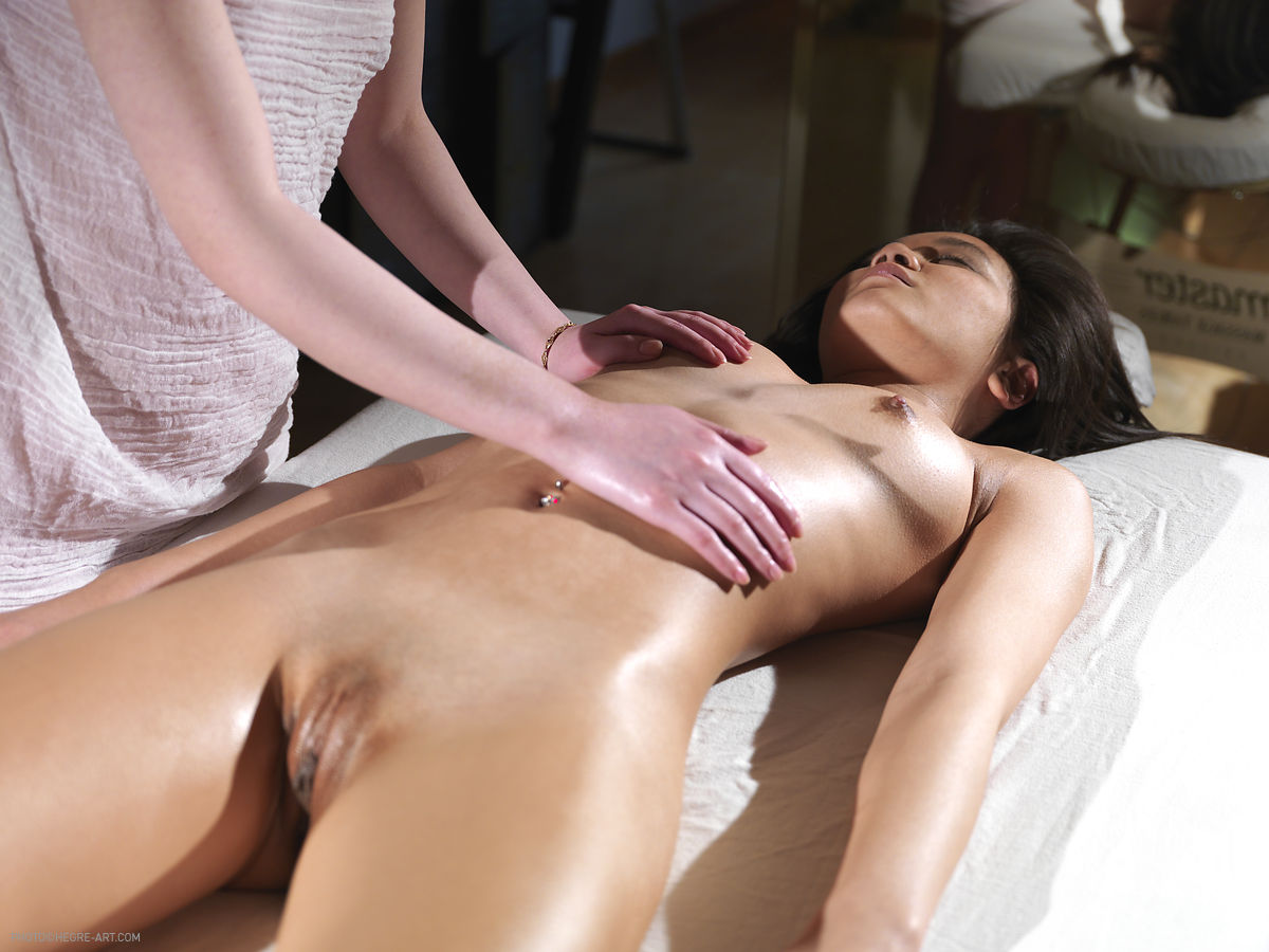 erotic massage asian nude