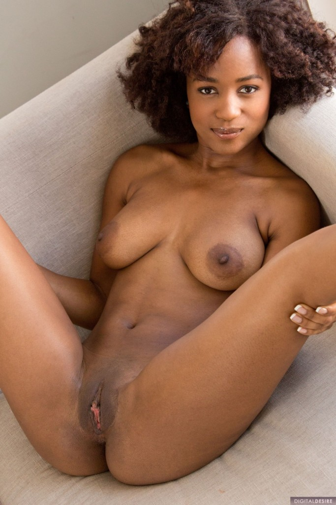 Naked super hot mature black women with legs open